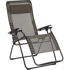 Lafuma Mobilier Futura XL - Siège camping - Batyline gris/noir